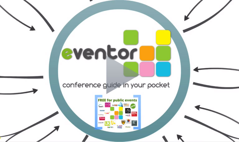 Eventor - conference guide in your pocket